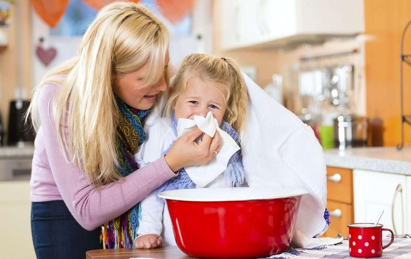 лечение гайморита дома