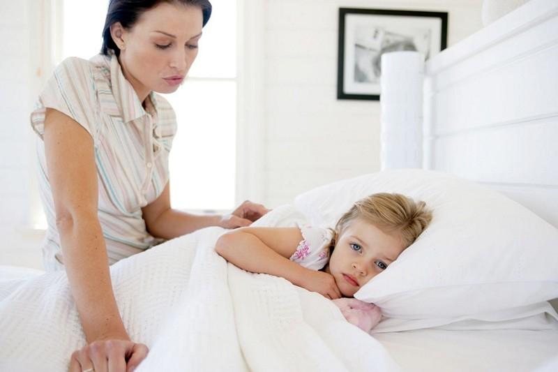 Лечение холецистита у детей