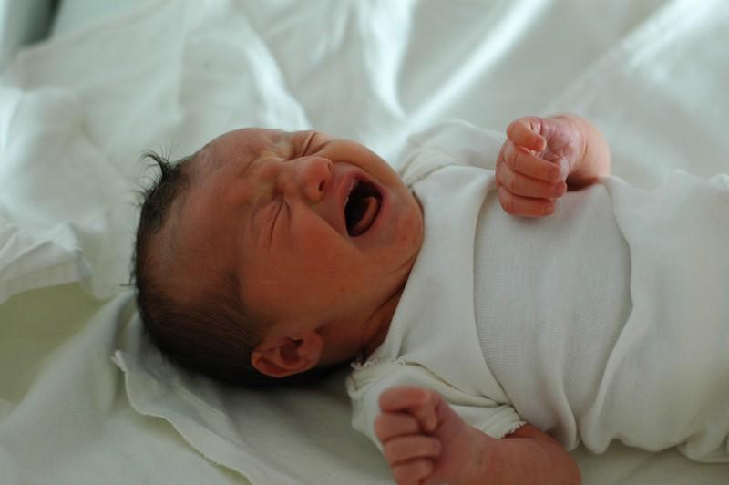 кровоизлияние в глаз у новорожденных