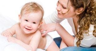 Рефлекторный массаж ребенку от 1 месяца до 1 года