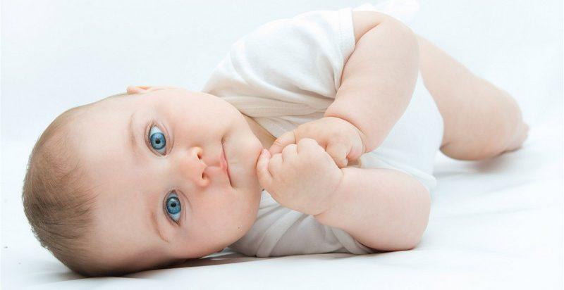 массаж чтобы ребенок сел