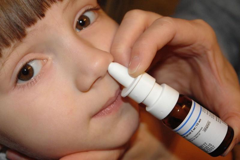 массаж при заложенности носа у ребенка