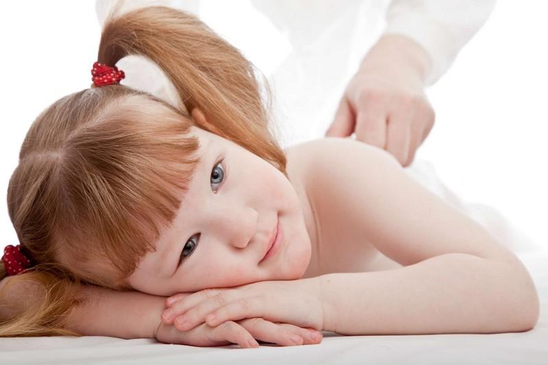 точечный массаж при заикании у детей