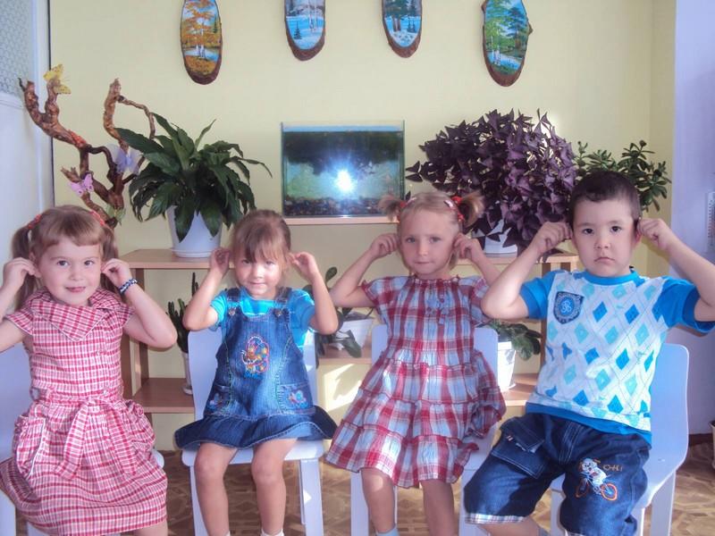 игровые массажи в детском саду