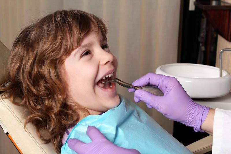 хронический периодонтит у детей