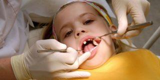Периодонтит у детей молочных и постоянных зубов