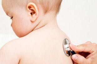 Дренажный массаж грудной клетки для детей