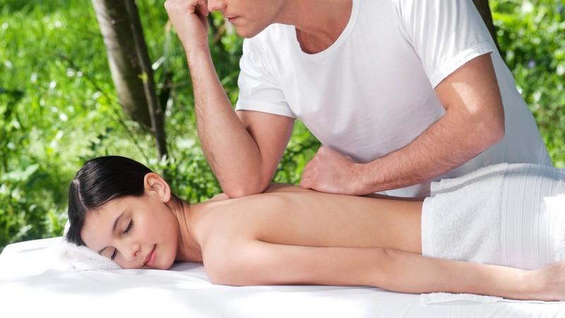 виды массажа для детей