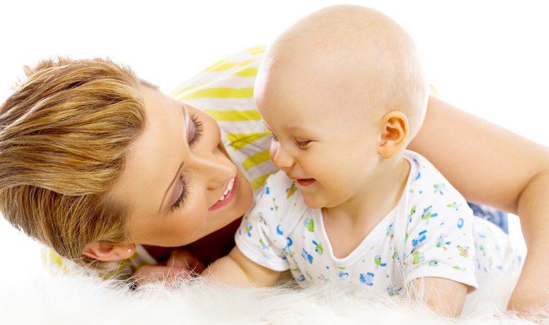 массаж чтобы ребенок начал держать голову