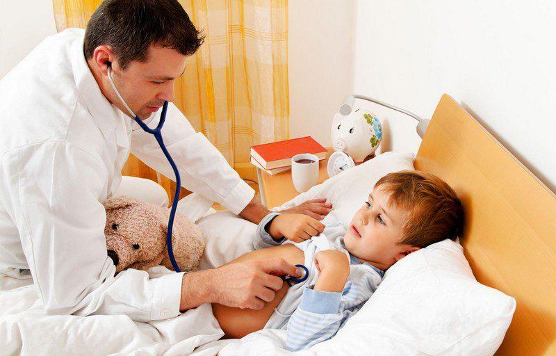 свиной грипп у ребенка года