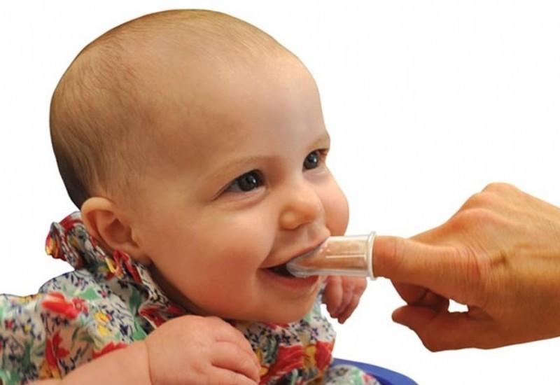 массаж языка ребенку в домашних условиях