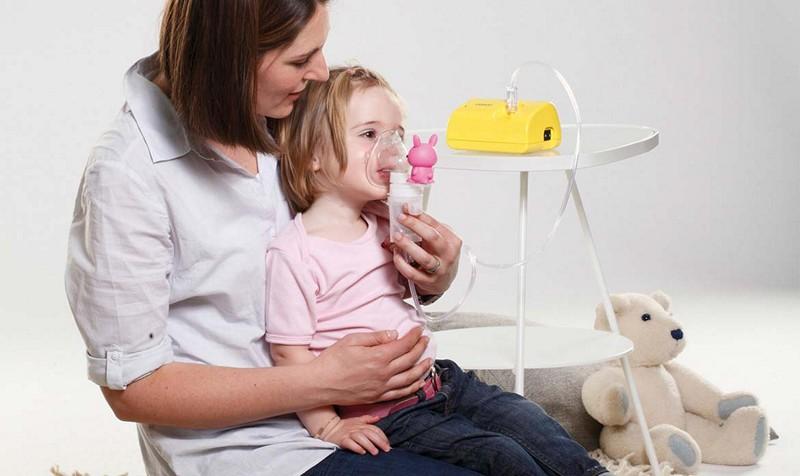 Тонзилгон для детей в ингаляторе