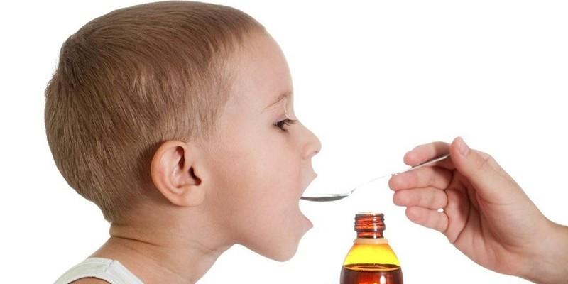 Аскорил для детей от кашля