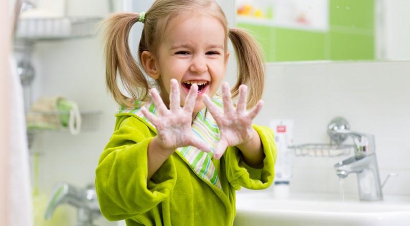 чистота рук