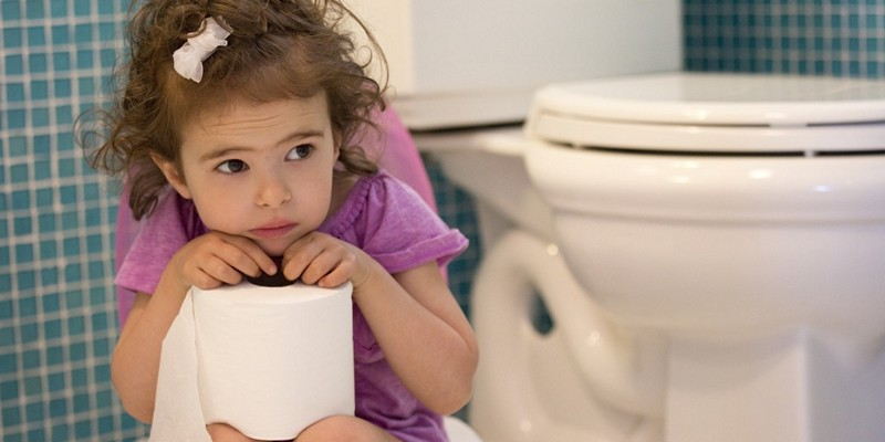 Слабительные детям при запорах