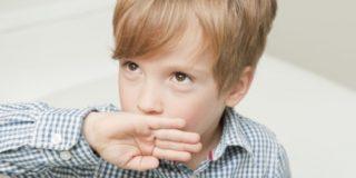 Потеря голоса у ребенка