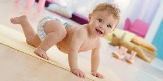 Как выбрать подгузники для новорожденных и детей постарше?