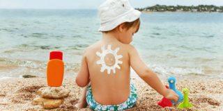 Аллергия на солнце у ребенка – что делать?