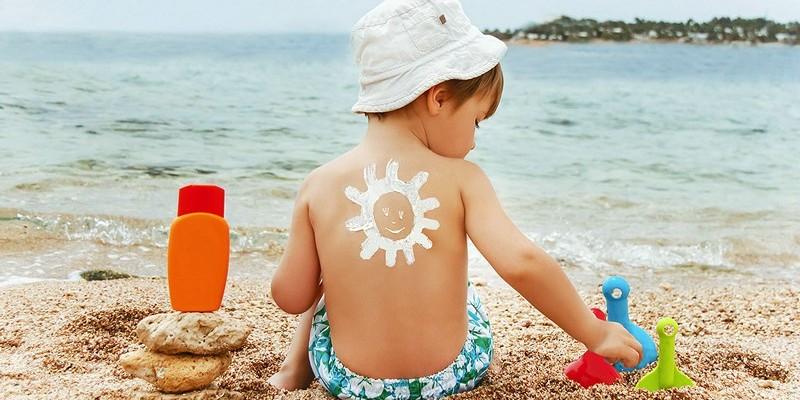 Опасный ультрафиолет или же солнечная аллергия у ребенка