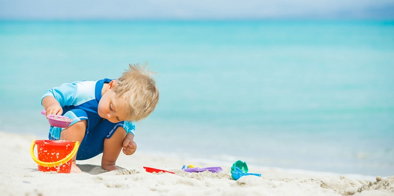 Набор для игры на пляже