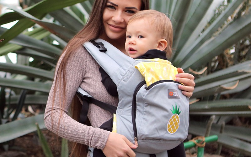 Эрго-рюкзак Love & Carry