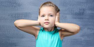 Глухота у детей