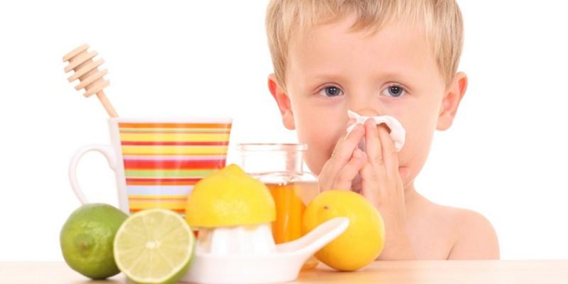 Кашель у ребенка без температуры с насморком