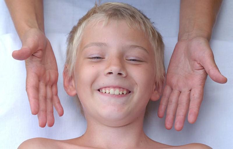 массаж от простуды