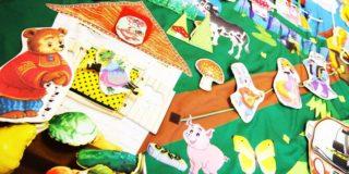 Развивающий коврик для ребенка: как сшить своими руками