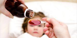 Обзор сиропов от сухого и влажного кашля по возрасту ребенка