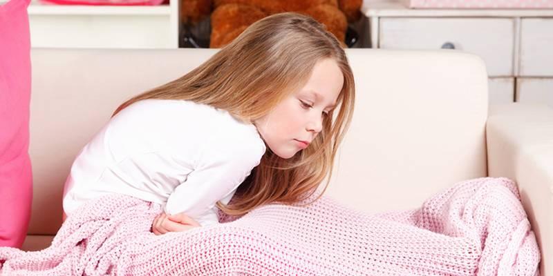Острый инфекционный гастроэнтерит у детей