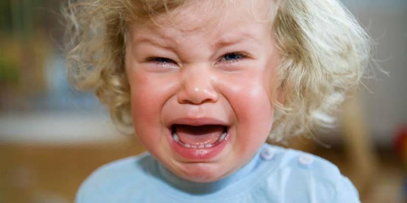 Гнойные язвочки на языке у ребенка