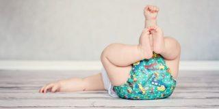 Как сшить своими руками многоразовые подгузники для новорожденных?