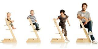 Растущий стул Конек-Горбунок для ребенка своими руками