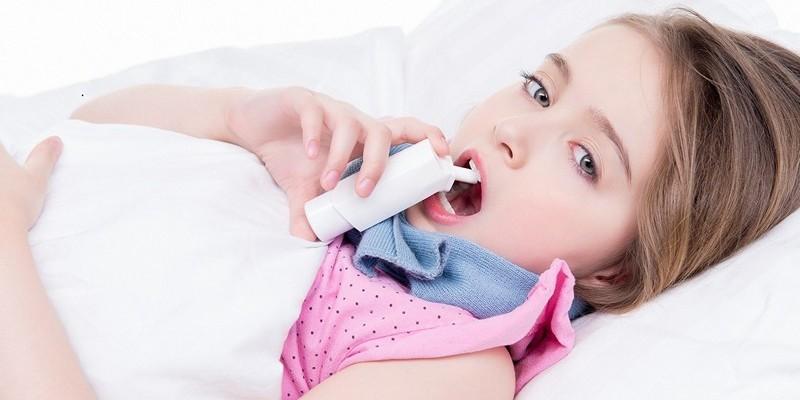 Лечение лакунарной ангины у детей антибиотиками в домашних условиях